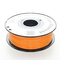 3D Solutech Real Orange 1.75mm ABS 3D Printer Filament 2.2 LBS (1.0KG) - 100% USA by 3D Solutech