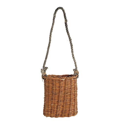 A&B Home Wicker Basket, Large ()