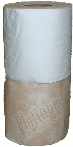 Platinum I Facial Quality Toilet Tissue by Platinum I