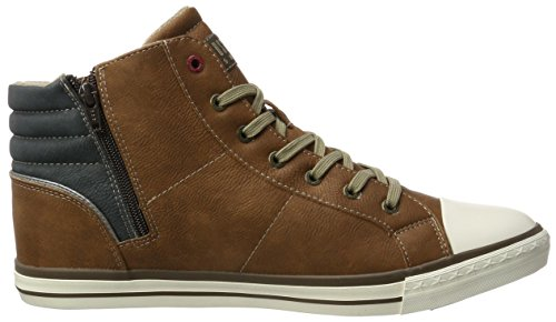 Mustang Herren 4096-501-301 High-Top Braun (301 kastanie)