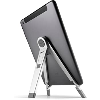 Twelve South Compass 2 for iPad, silver   Mobile display stand with typing angle for iPad Pro/iPad Air/iPad mini