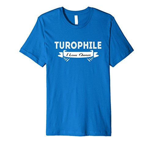Turophile, I Love Cheese T-Shirt
