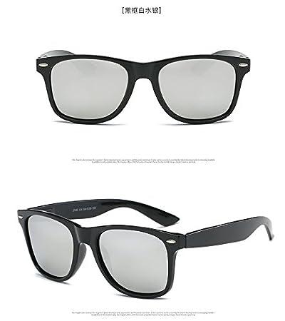 Die neue Sunyan gender Bias optische Sonnenbrillen Trends in Europa und Amerika mode Sonnenbrillen Bequem persönliche Reise Kamera Gläser, Quecksilber