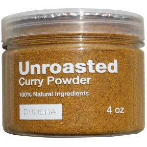 Unroasted Curry Powder 12 oz ( 340 grams) - shipped from Sri Lanka