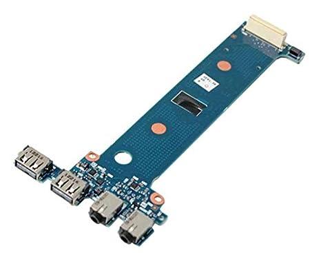 HP 652517-001 refacción para notebook - Componente para ordenador portátil (USB board, Elitebook 8760W) Azul: Amazon.es: Informática