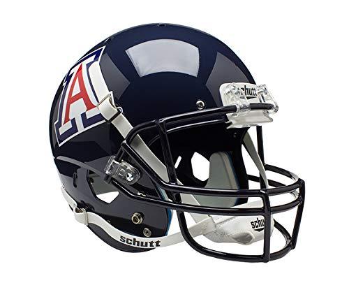 Schutt NCAA Arizona Wildcats Collectible Replica Helmet, Classic - Ncaa Arizona Wildcats Helmet