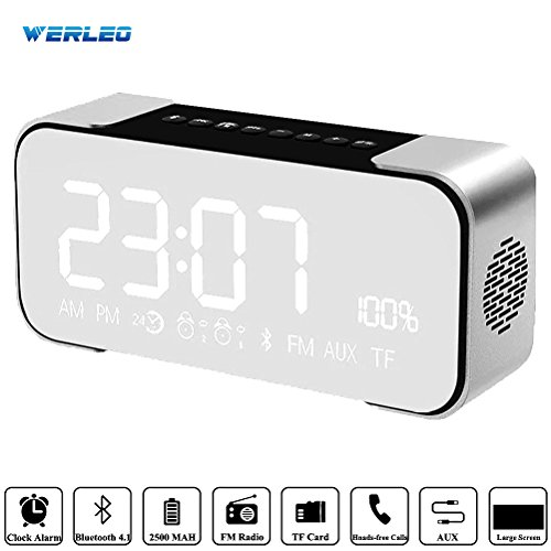 Bluetooth Speakers Werleo Hands free Subwoofer product image