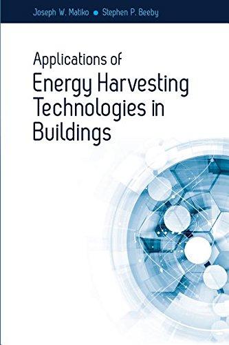 Applications of Energy Harvesting Technologies in Buildings