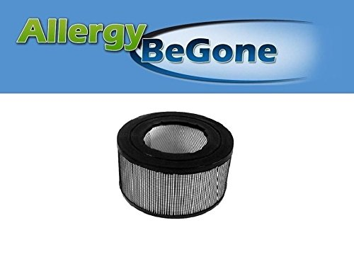 Allergy Be Gone Honeywell 20500 Replacement Air Cleaner HEPA Filter