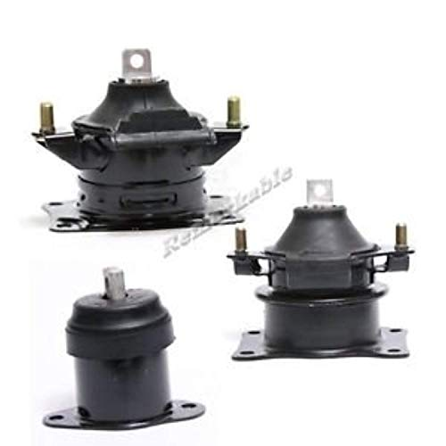 Remarkable Power G278 Fit For 2003-07 Honda Accord 04-08 Acura TSX Engine Motor Mount Set Auto Trans