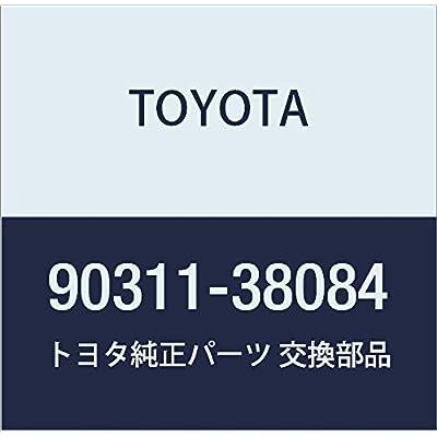 Toyota 90311-38084 Engine Crankshaft Seal: Automotive