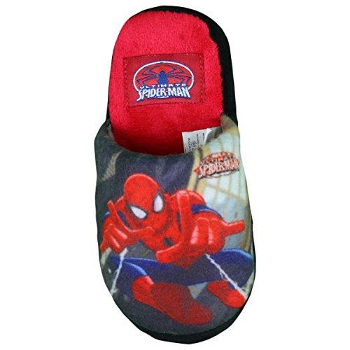 Spiderman Pantoffel Ultimate Spiderman Junge 29/30 EU