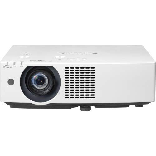 Panasonic PT-VMZ50 LCD Projector - 16:10 - White - 1920 x 1200 - Front, Ceiling - 1080p - 20000 Hour Normal ModeWUXGA - 3,000,000:1-5000 lm - HDMI - USB