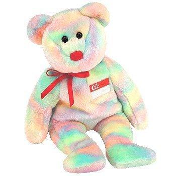 1 X TY TY TY Beanie Baby - SINGABEAR the Bear (Singapore Exclusive) by T Y Beanie Babies 78f759