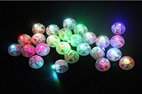 Neo-LOONS-100pcslot-100-X-Multicolor-Round-Led-Flash-Ball-Lamp-Balloon-Light-long-standby-time-for-Paper-Lantern-Balloon-Light-Party-Wedding-Decoration