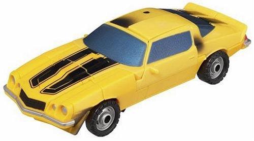 Amazoncom Transformers Movie Deluxe Bumblebee 1974 Camaro Toys