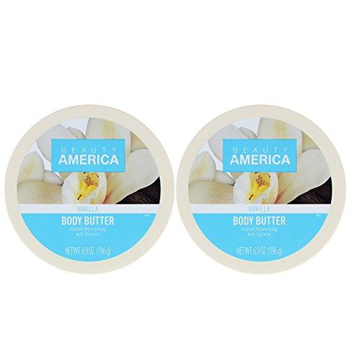 (Beauty America Intense Moisturizing Body Butter - Vanilla, 2)