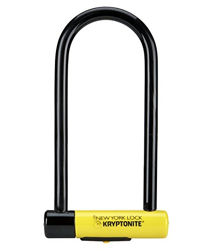 Kryptonite New-U New York LS Heavy Duty Bicycle U Lock Bike Lock