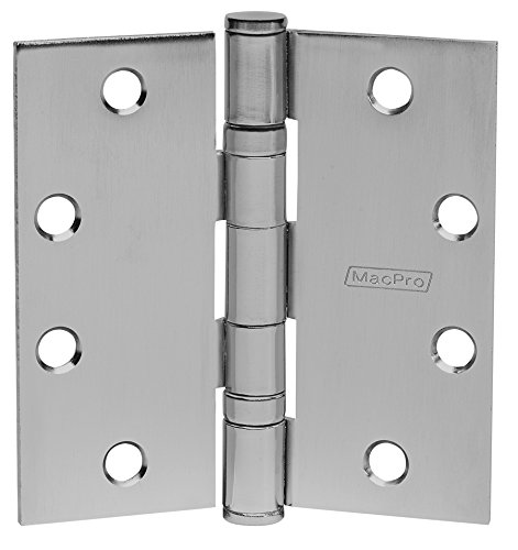 McKinney Products MPB79 4 1/2X4 1/2 NRP 26D Hinge, Steel (Pack of 3) by McKinney Products