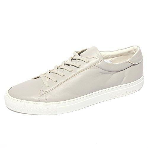 B0583 Sneaker Uomo Philippe Model Avenir Scarpa Grigio Shoes Men