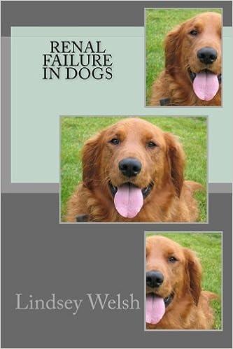 Renal Failure In Dogs Lindsey Welsh Ma Jane Gohansen Cvt