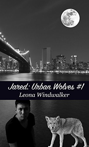 Jared: (MPreg Gay Romance) (Urban Wolves Book 1)