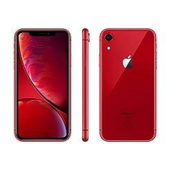 Apple iPhone XR, 64GB, Red - Fully Unloc...