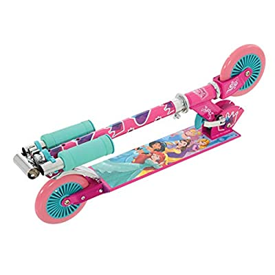 Disney Princess M14382-01 Inline Scooter, Purple: Toys & Games