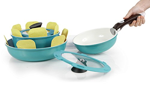 Buy lightweight cookware
