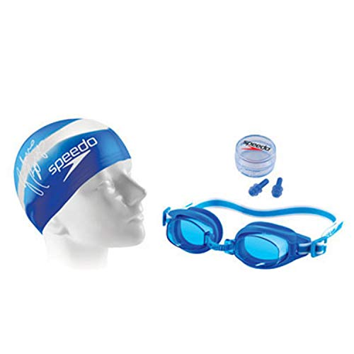 Natação Speedo Swimkit óculos protetor