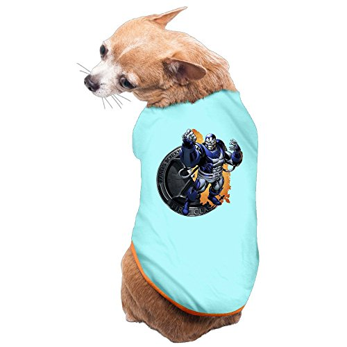 [Greenday X Logo Fight Robot Classic Pet Dog Pets Costumes Size L SkyBlue] (Diy Dog Ninja Turtle Costume)