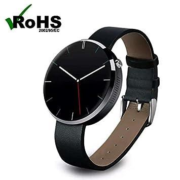 Smart watch reloj inteligente Mujer Hombre Reloj Deportivo,Contador de Calorias, Rastreador de GPS