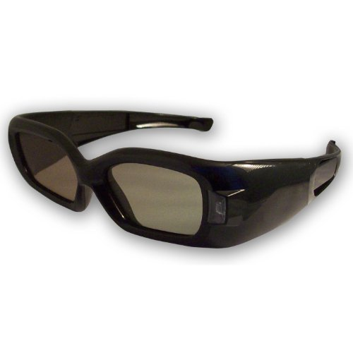 3DTV Corp® 3D Window® DLP LINK 3D Glasses (SIX) for ALL 3D Ready DLP Projectors and ALL Samsung® and Mitsubishi® DLP TV's by 3DTV Corp