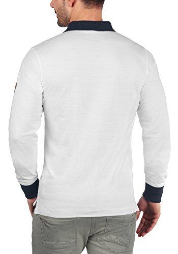 Blend Polo White Homme 70002 Ralle vcpnvORx