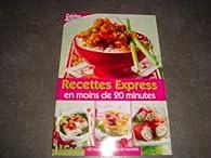 Recettes Express par cuisine actuelle
