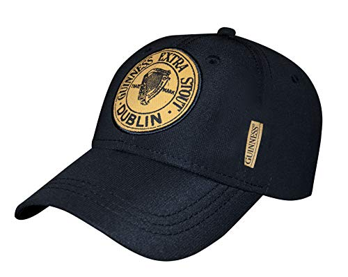 Guinness Baseball (Guinness Extra Stout Label Baseball Cap)
