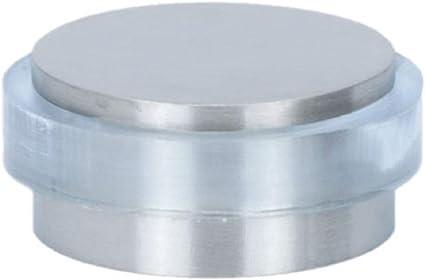 alta resistenza acciaio inossidabile adesivo gomma bianca Fermaporta mini