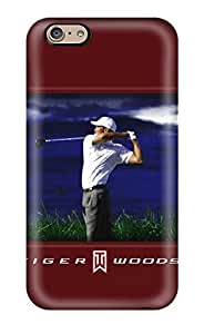 Defender Case With Nice Appearance (tiger Woods) For Iphone 6 5582785K33612243