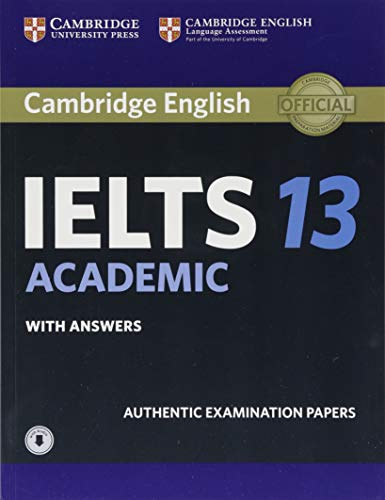 Cambridge IELTS 13 Academic Student's Book with Answers with Audio: Authentic Examination Papers (IELTS Practice Tests) by Cambridge English