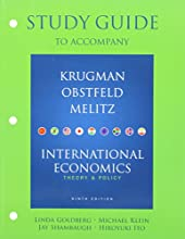Study Guide for International Economics: Theory and Policy (Paperback)