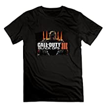 Classic-adult Call Of Duty Black Ops 3 T Shirt Shirt.