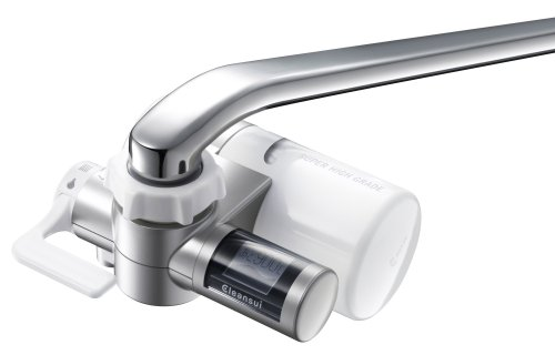 CLEANSUI CSP601 CSP601-SV-type water purifier faucet CLEANSUI Rayon (Japan Import)