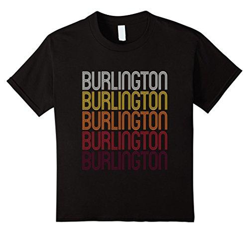 Kids Burlington, VT | Vintage Style Vermont T-shirt 12 - Vt Kids Burlington