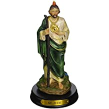 George S. Chen Imports 5-Inch Saint Jude Holy Figurine Religious Decoration Statue