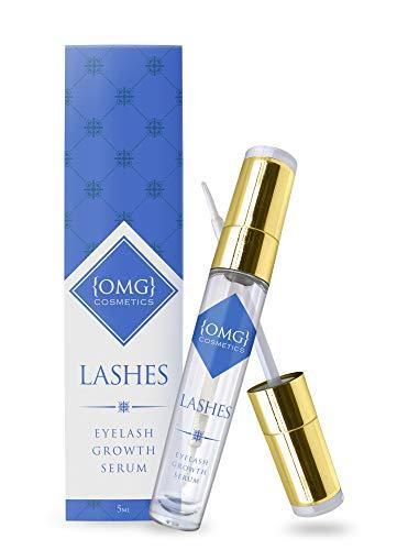 - OMG! Eyelash & Eyebrow Growth Enhancing Serum - POTENT Formula For RapidLash and Brow Growth