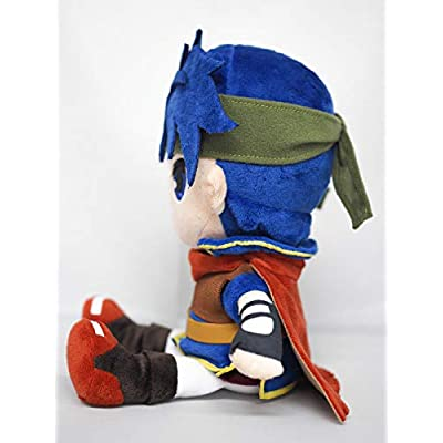 Sanei Fire Emblem All Star Collection FP03 IKE Plush, 10