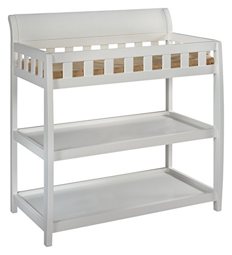 (Delta Children Bentley Changing Table, White)