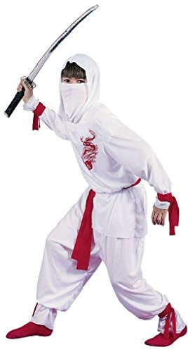 Ponce (Red Samurai Adult Costumes)