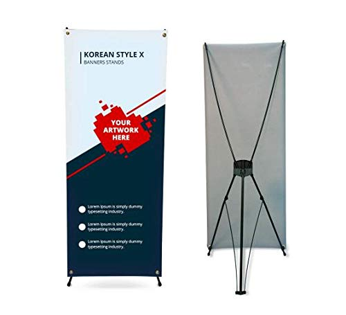 Image result for banner stands for trade shows