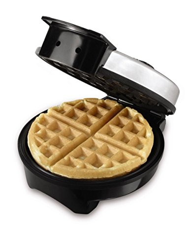 Belgian Waffle Maker Professional Kitchen Stainless Steel Breakfast Iron Large (Belgian Waffle Marker compare prices)